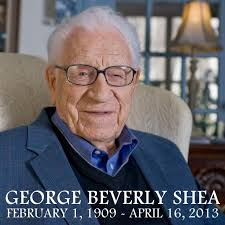 George Beverley shea