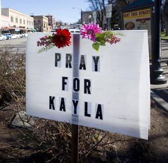 Kayla Jean Mueller-pray