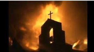 Syrian_church_on_fire