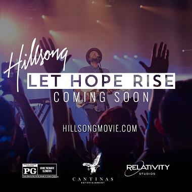 BH76-22-8009-圖2- 《讓希望崛起》(Let the Hope Rise)的海報