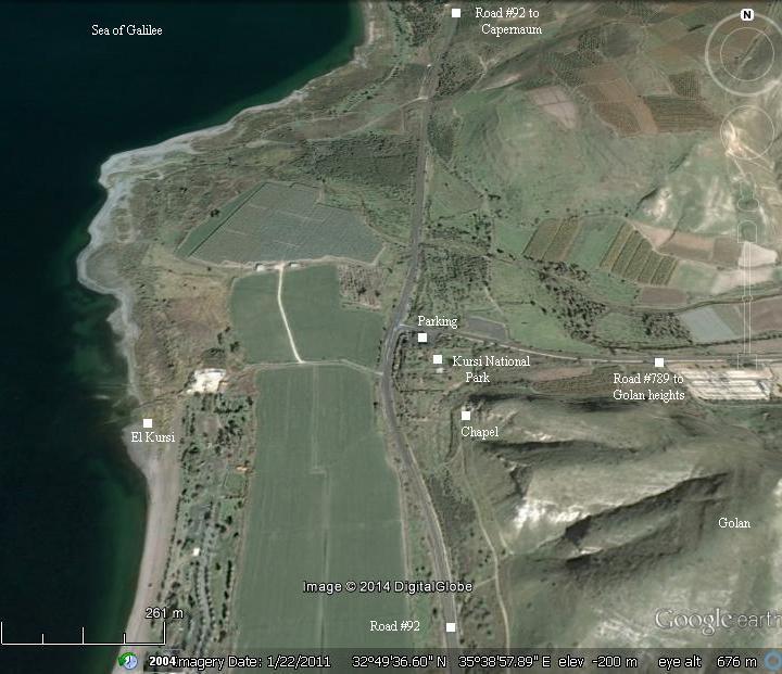 Kursi Google Map