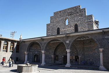Diyarbakir St Mary's Church 020816