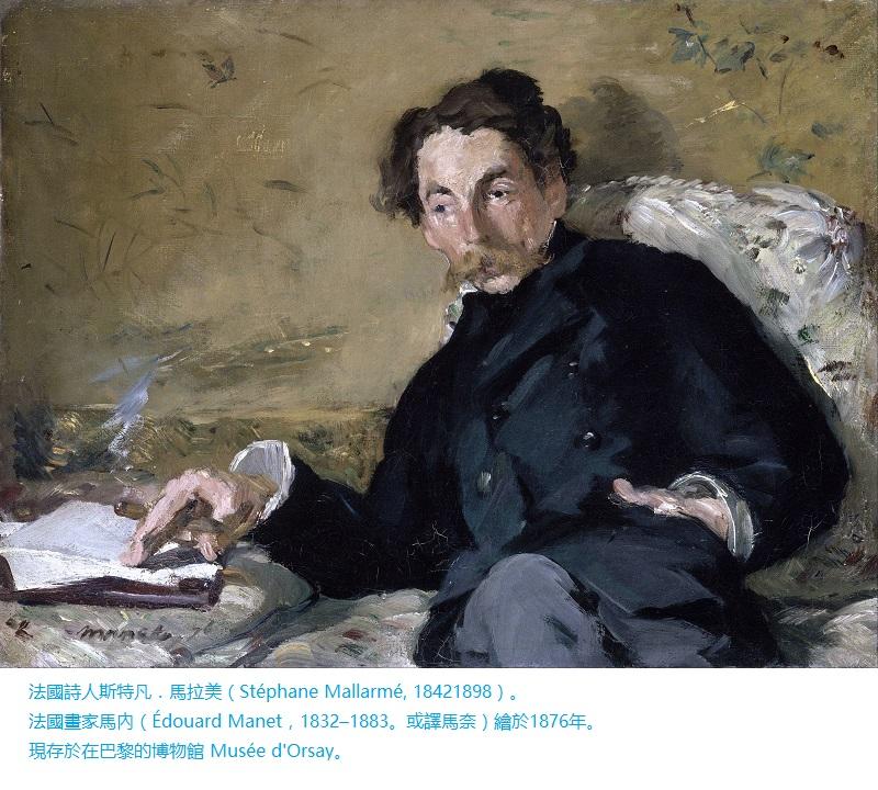 BH78-16-8195-圖3-Edouard_Manet_-_Stéphane_Mallarmé_-_Google_Art_Project W800
