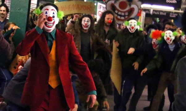 Image result for joker riot""