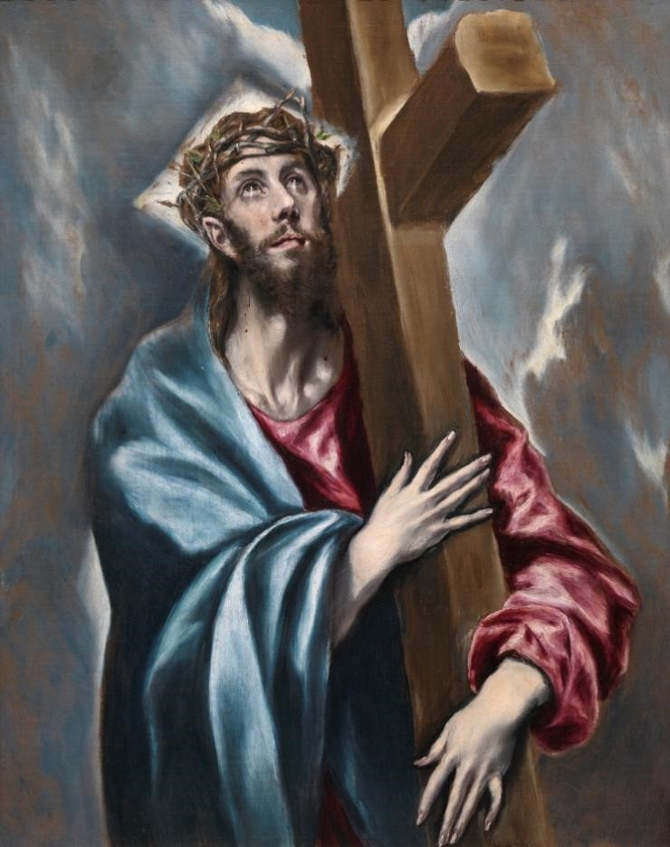 Christ carrying the Cross - The Collection - Museo Nacional del Prado