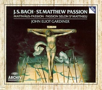 Matthaus-Passion BWV 244 - Discography Part 5: Complete Recordings ...
