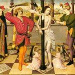十架七傷——第一天:耶穌那鞭痕累累的背(馮偉)2020.04.06