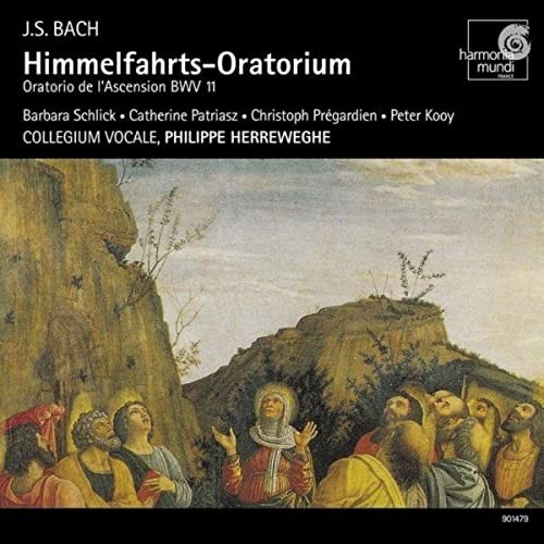 "Himmelfahrts-Oratorium, BWV 11: 4. Aria (A) ""Ach bleibe doch"" by ..."