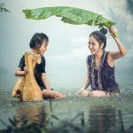 雨中起舞——自闭症,破碎中的不放弃(张怡昕)2021.05.28